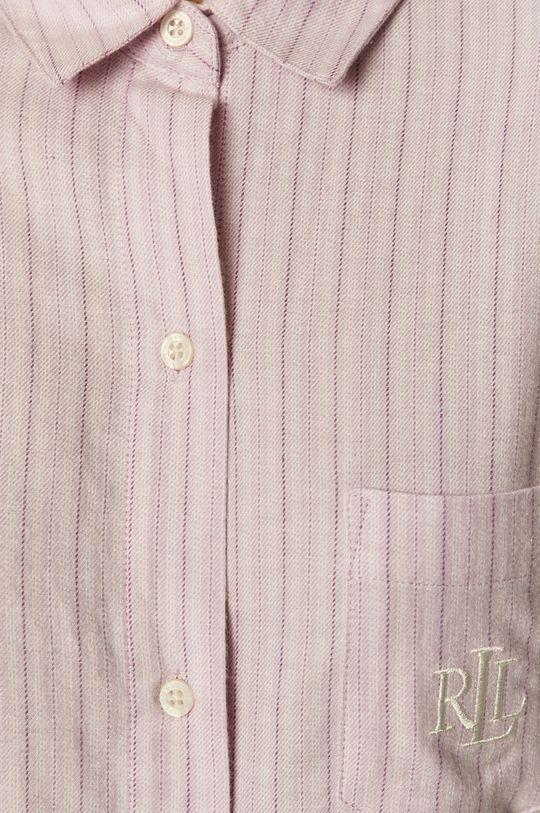 ružová Lauren Ralph Lauren - Nočná košeľa