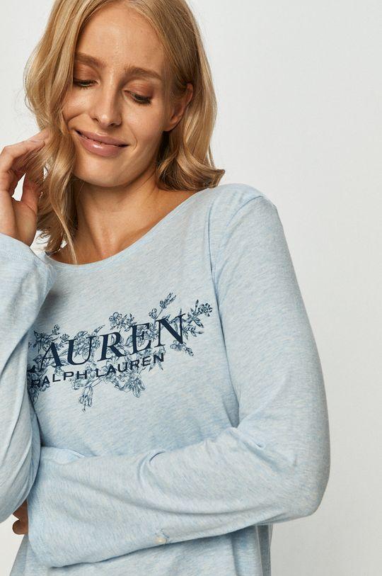 Lauren Ralph Lauren - Nočná košeľa svetlomodrá