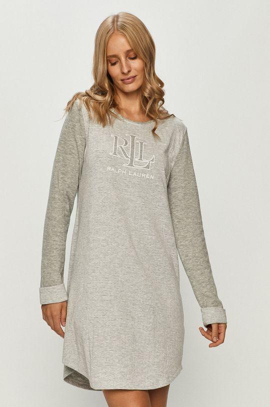 sivá Lauren Ralph Lauren - Nočná košeľa Dámsky