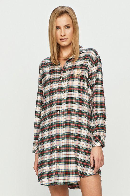 vícebarevná Lauren Ralph Lauren - Noční košilka Dámský