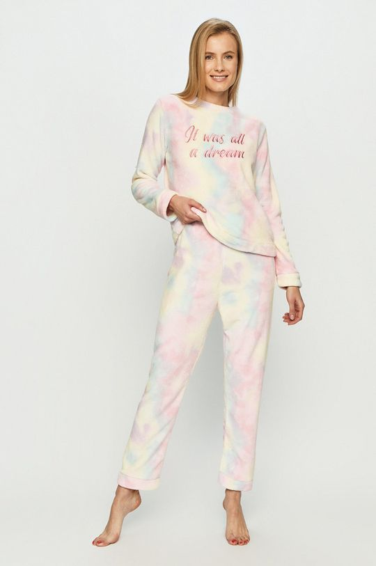 růžová Brave Soul - Pyžamo Dámský