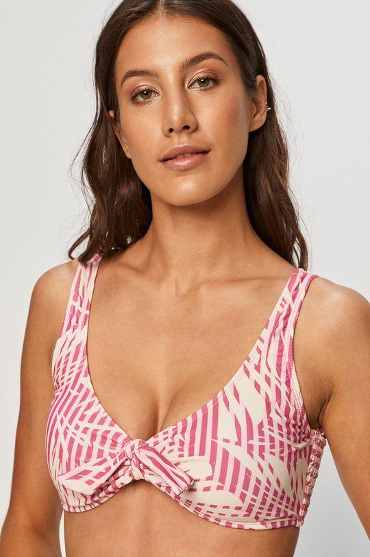 Vero Moda - Costum de baie roz