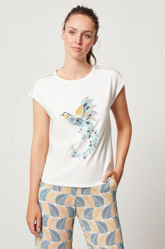krém Etam - Pizsama póló BEN Női