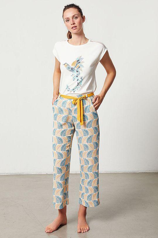 Etam - Pizsama póló BEN krém