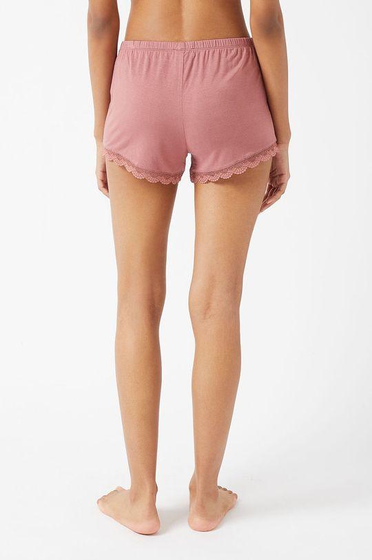 Etam - Szorty piżamowe CIDDY Materiał 1: 5 % Elastan, 95 % Wiskoza, Materiał 2: 14 % Elastan, 86 % Poliamid