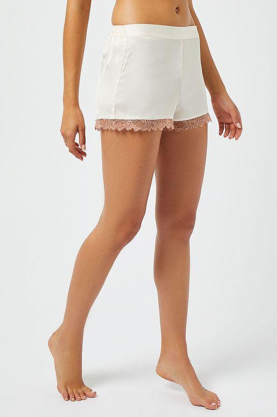 kremowy Etam - Szorty piżamowe Danseuse Damski