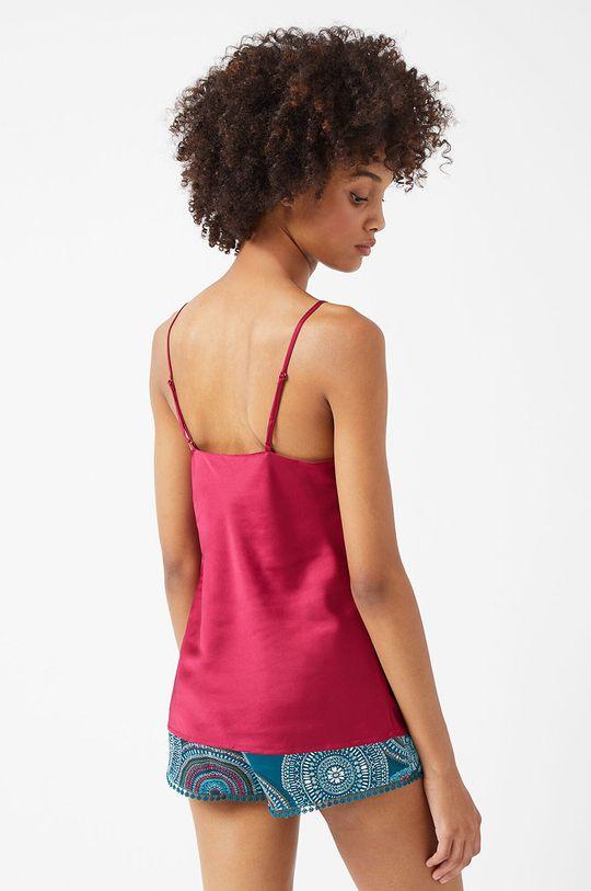 Etam - Top piżamowy Gigo 100 % Poliester