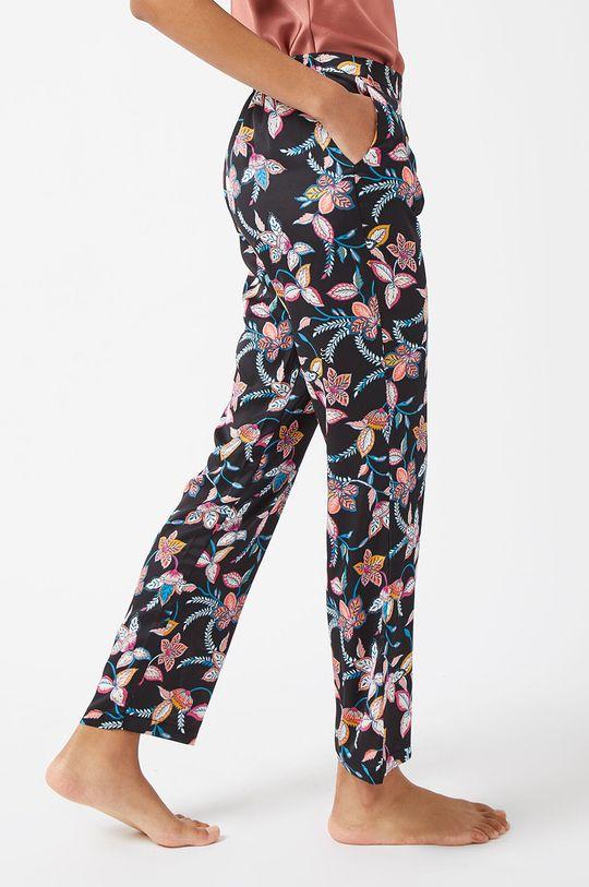 czarny Etam - Spodnie piżamowe Badia