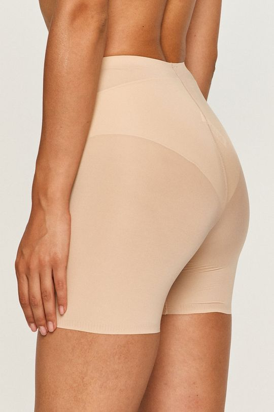 Spanx - Pantaloni scurti modelatori Thinstincts Targeted  Captuseala: 83% Elastan, 17% Nailon Materialul de baza: 57% Elastan, 43% Nailon