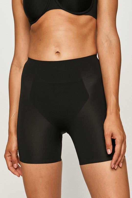negru Spanx - Pantaloni scurti modelatori Thinstincts Targeted De femei