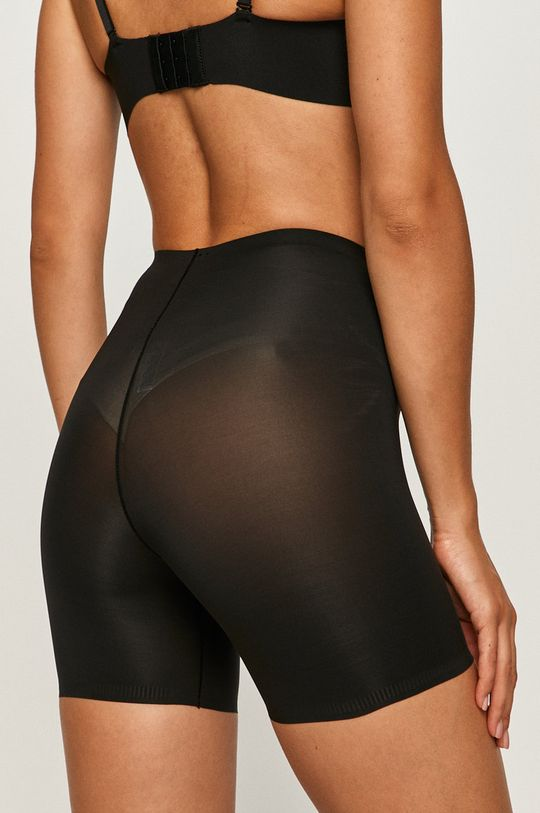 Spanx - Pantaloni scurti modelatori Thinstincts Targeted  Captuseala: 83% Elastan, 17% Nailon Materialul de baza: 57% Elastan, 43% Nailon