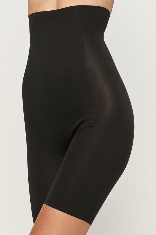 černá Spanx - Modelující šortky Thinstincts High-Waisted Dámský