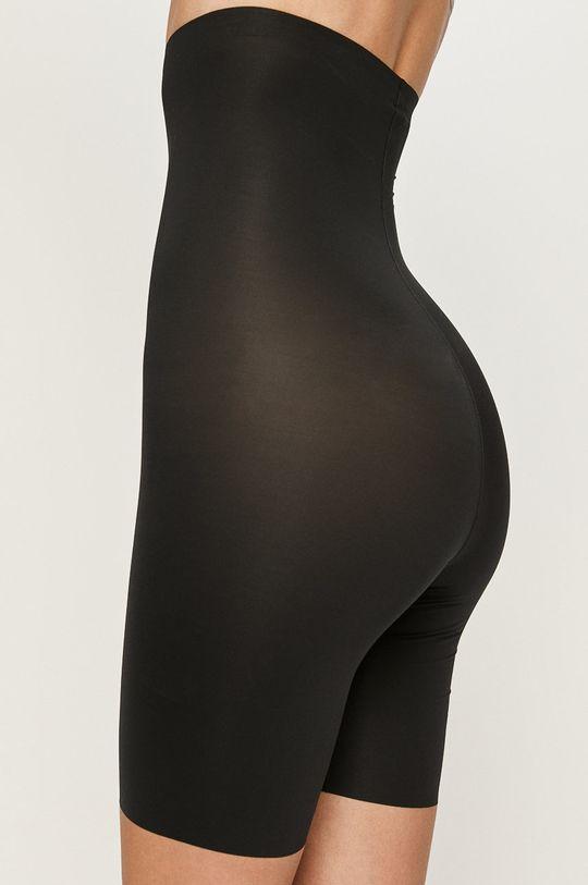 Spanx - Modelující šortky Thinstincts High-Waisted černá