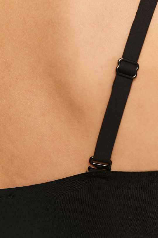 čierna Spanx - Tvarujúci top Thinstincts Convertible Cami