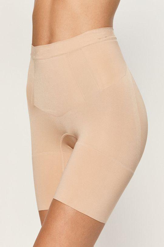 telová Spanx - Modelujúce šortky Oncore Mid-Thigh Dámsky