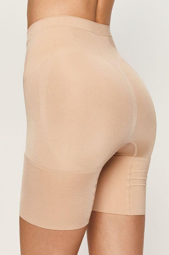 Spanx - Modelujúce šortky Oncore Mid-Thigh telová