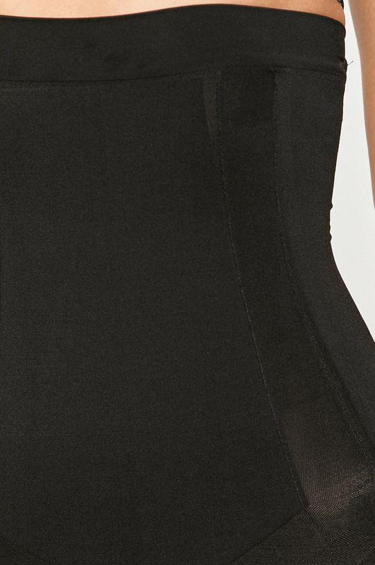 czarny Spanx - Szorty modelujące