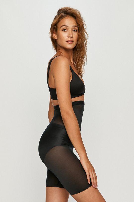 Spanx - Modelující šortky Skinny Britches High-Waisted  Materiál č. 1: 40% Lycra, 60% Nylon Materiál č. 2: 100% Bavlna