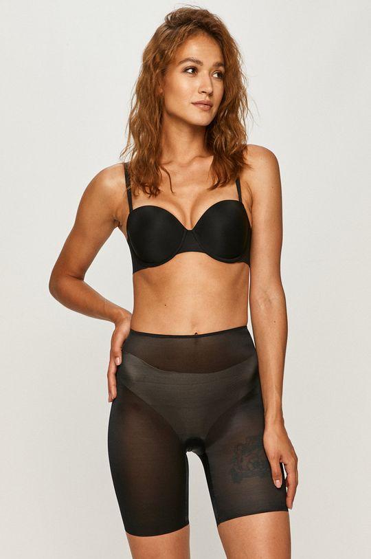 Spanx - Modelující šortky Skinny Britches černá