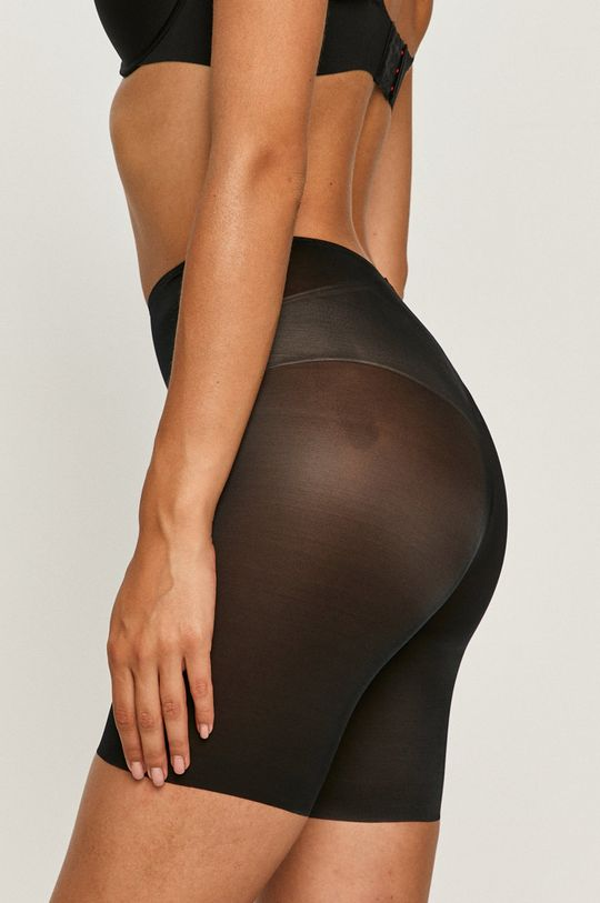 Spanx - Modelující šortky Skinny Britches  Materiál č. 1: 40% Elastan, 60% Nylon Materiál č. 2: 100% Bavlna