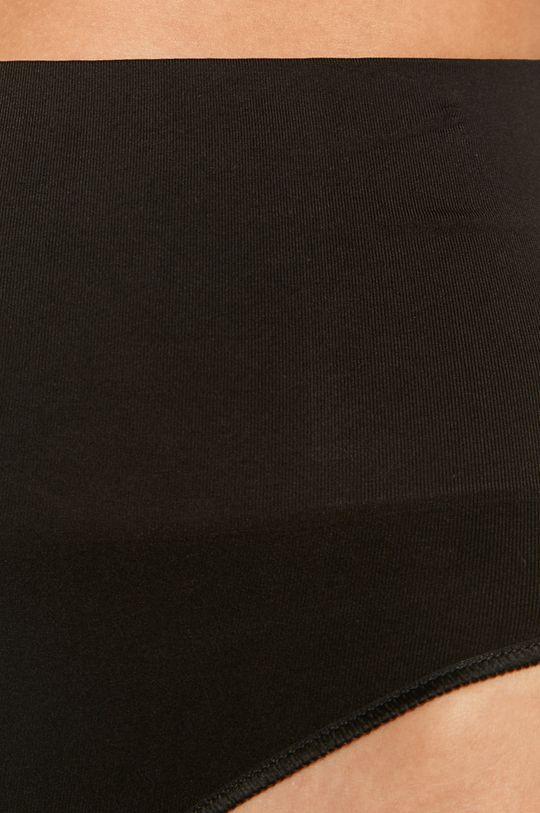 černá Spanx - Modelovací tanga Everyday Shaping