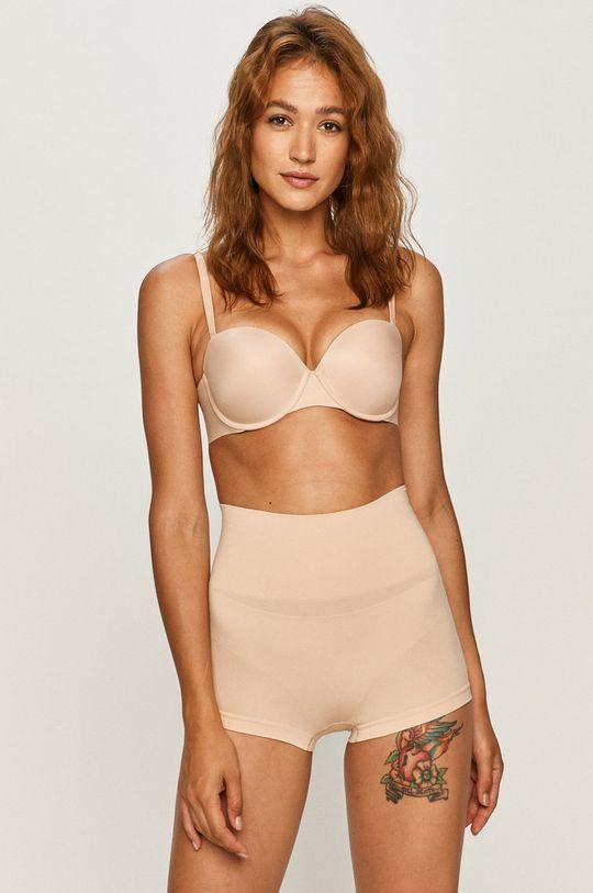 Spanx - Modelujúce šortky Everyday Shaping telová