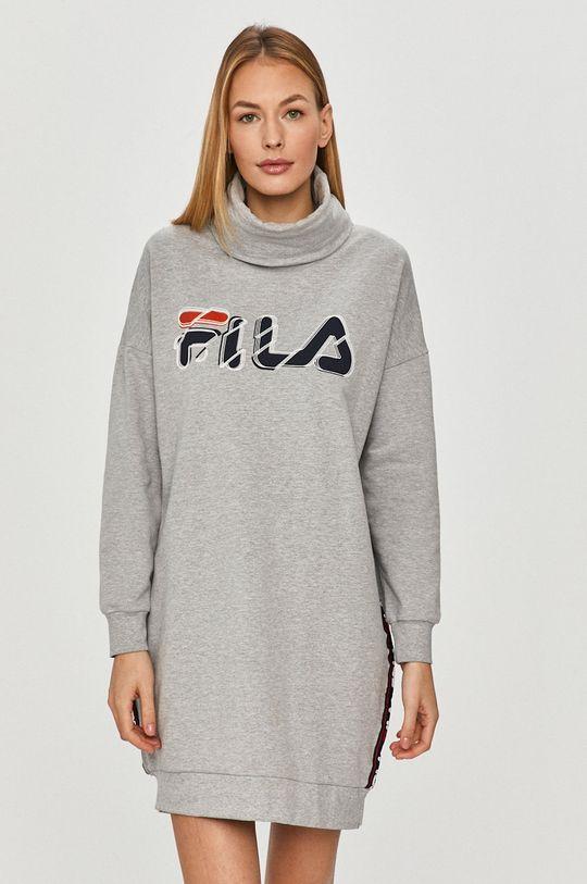 szary Fila - Bluza piżamowa Damski