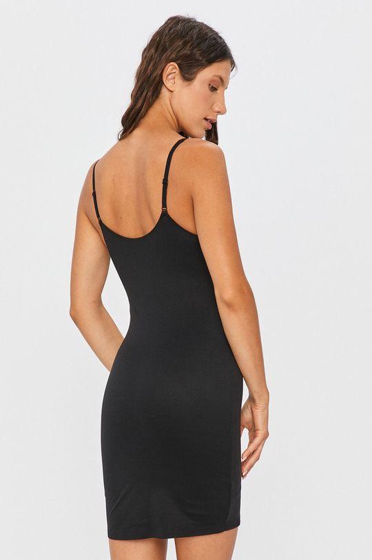 Dkny - Zoštíhľujúca spodnička čierna