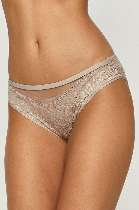 bej Calvin Klein Underwear - Chiloti De femei
