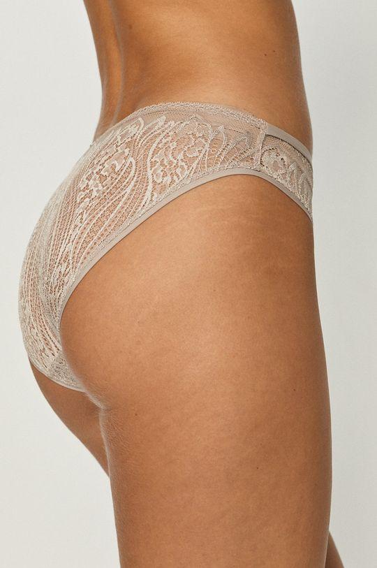 Calvin Klein Underwear - Chiloti  Captuseala: 100% Bumbac Materialul de baza: 13% Elastan, 87% Nailon Alte materiale: 21% Elastan, 79% Nailon