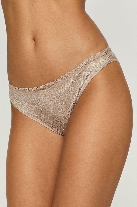 beżowy Calvin Klein Underwear - Figi Damski