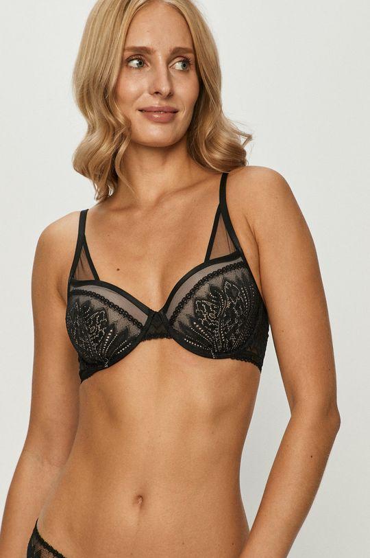czarny Calvin Klein Underwear - Biustonosz Damski