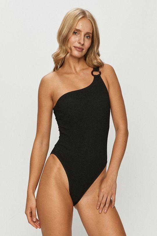 negru Pieces - Costum de baie De femei