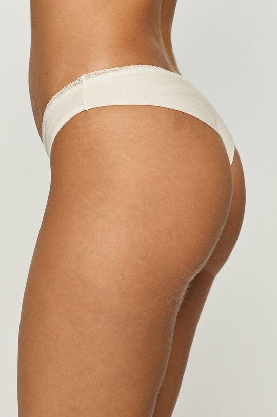 Atlantic - Chiloti brazilieni (2-pack) alb