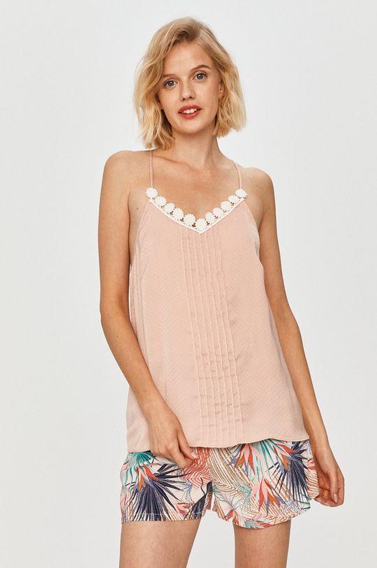 Etam - Pyžamový top Chippy růžová