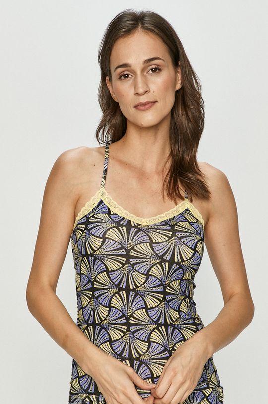 galben Undiz - Maiou de pijama Toucaprintiz De femei