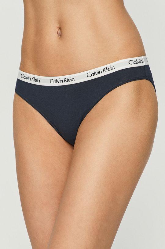 granatowy Calvin Klein Underwear - Figi Damski