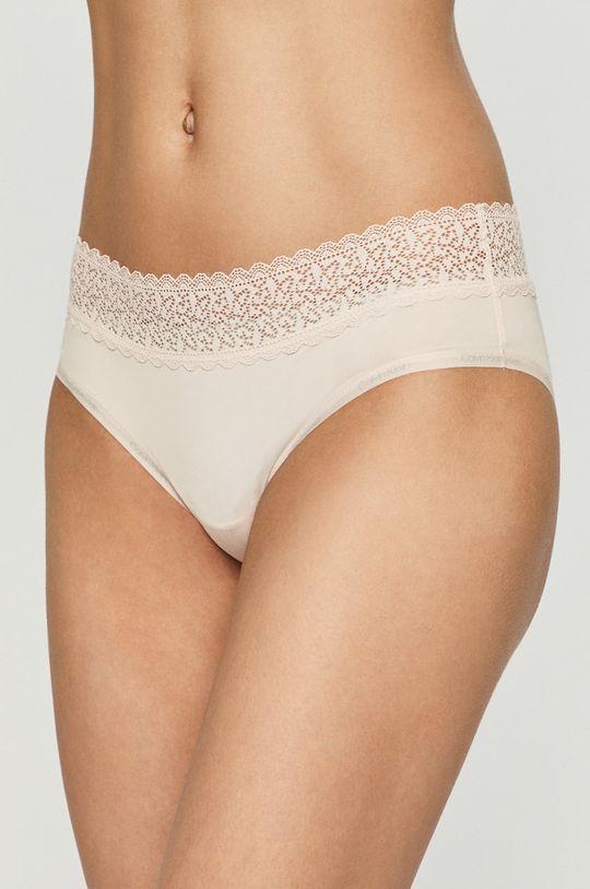 pastelowy różowy Calvin Klein Underwear - Figi Damski