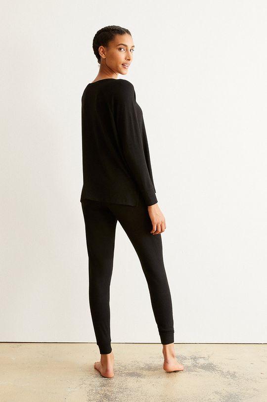 Undiz - Spodnie piżamowe QUODIZ 5 % Elastan, 21 % Poliester, 74 % Wiskoza