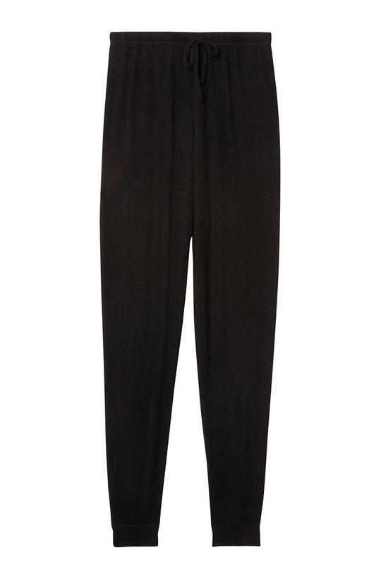 czarny Undiz - Spodnie piżamowe QUODIZ