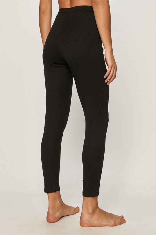 Undiz - Spodnie piżamowe DEBIDIZ czarny