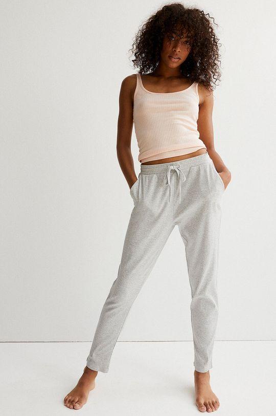 sivá Undiz - Pyžamové nohavice DEBIDIZ Dámsky