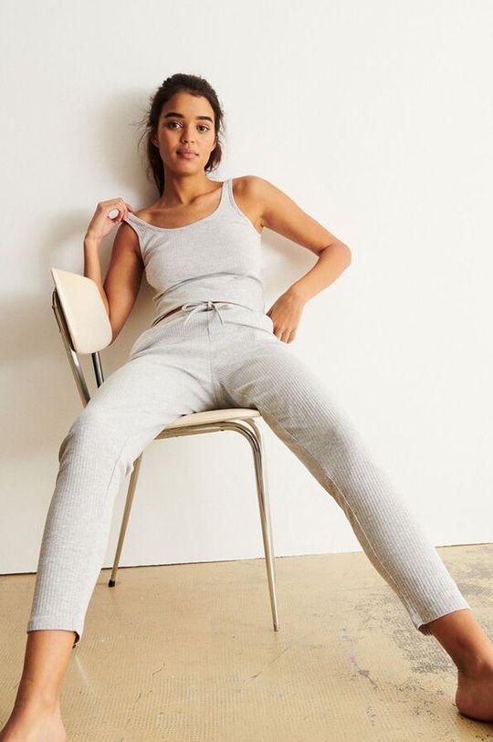 Undiz - Pyžamové nohavice DEBIDIZ  5% Viskóza, 95% Organická bavlna