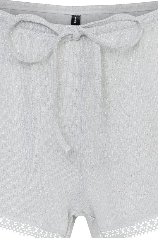 Undiz - Pantaloni scurti de pijama LUXIMIZ  2% Elastan, 25% Poliester , 60% Viscoza, 13% Fibra metalica