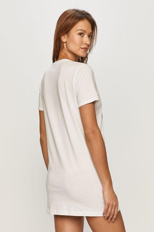 Undiz - Koszula nocna COLORLIONKIZ biały