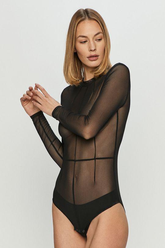 czarny Undress Code - Body Fiercely Feminine Damski