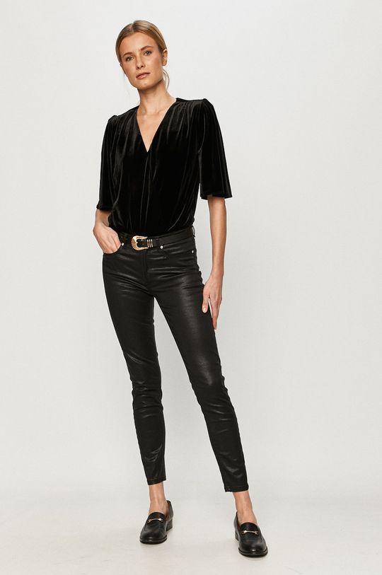Undress Code - Bluza ADDICTED TO LOVE negru
