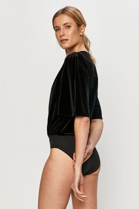 negru Undress Code - Bluza ADDICTED TO LOVE