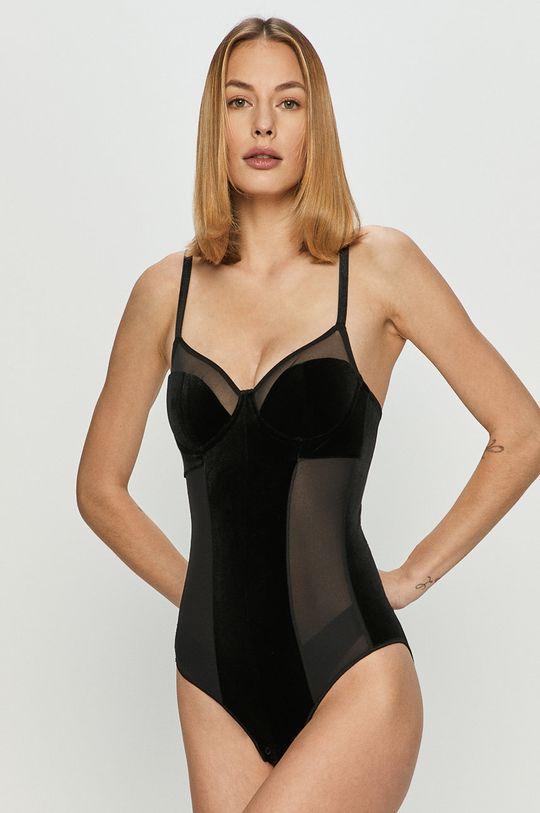 czarny Undress Code - Body NOTHING PERSONAL Damski