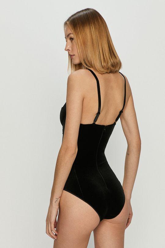 Undress Code - Body NOTHING PERSONAL czarny